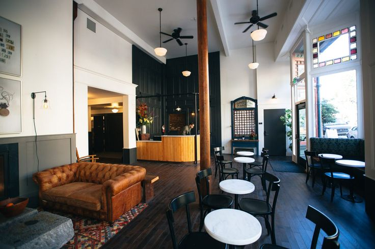 """The Society Hotel offers """"affordable boutique"""" accommodation in Portland"""