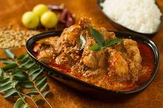Chicken Chettinad or Chettinad Chicken is a classic Indian recipe made with spices and coconut. It is from the region of Chettinad in Tamil Nadu.