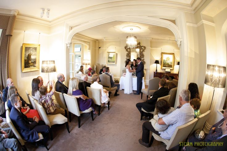 Brilliant fish eye effect photography from #StormPhotography at this wedding in the lounge at the Maison Talbooth this year. Perfect for small and intimate weddings of up to 50 guests!