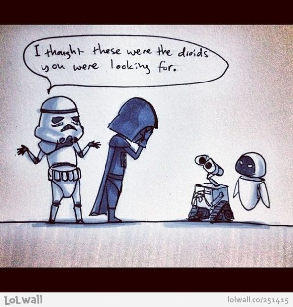 The Droids We Re Looking For Google Search Funny