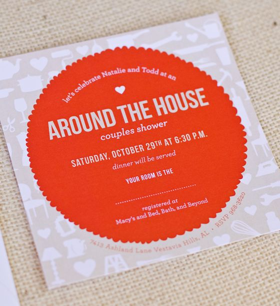 11 best around the house shower invitations images on pinterest wedding shower invitation around the house filmwisefo