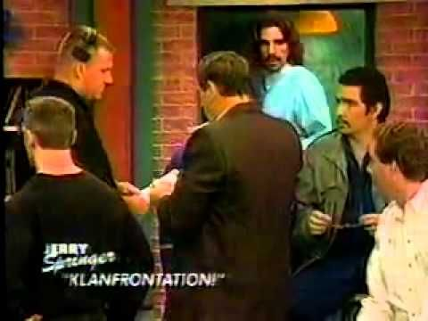 The Jerry Springer Show - Best Fight Ever