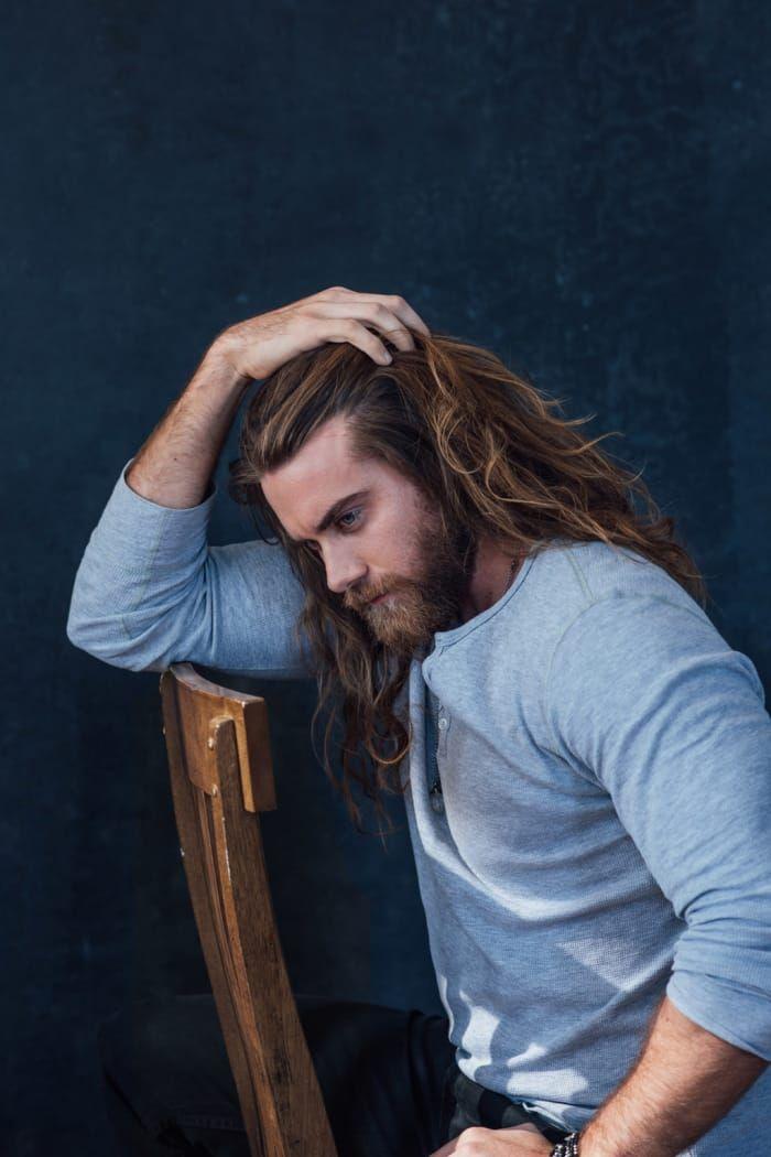 27 Reasons To Love Brock O Hurn In 2020 Long Hair Styles