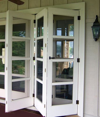 Las 25 mejores ideas sobre puertas garaje en pinterest for Puerta acristalada exterior