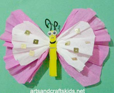 Clothespin Crafts | Clothespin | Easy crafts ideas for kids – Craft projects