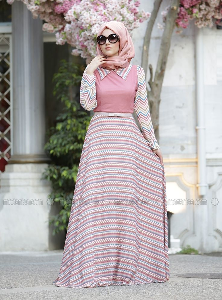 Casual Dress - Rose - Dilek Etiz