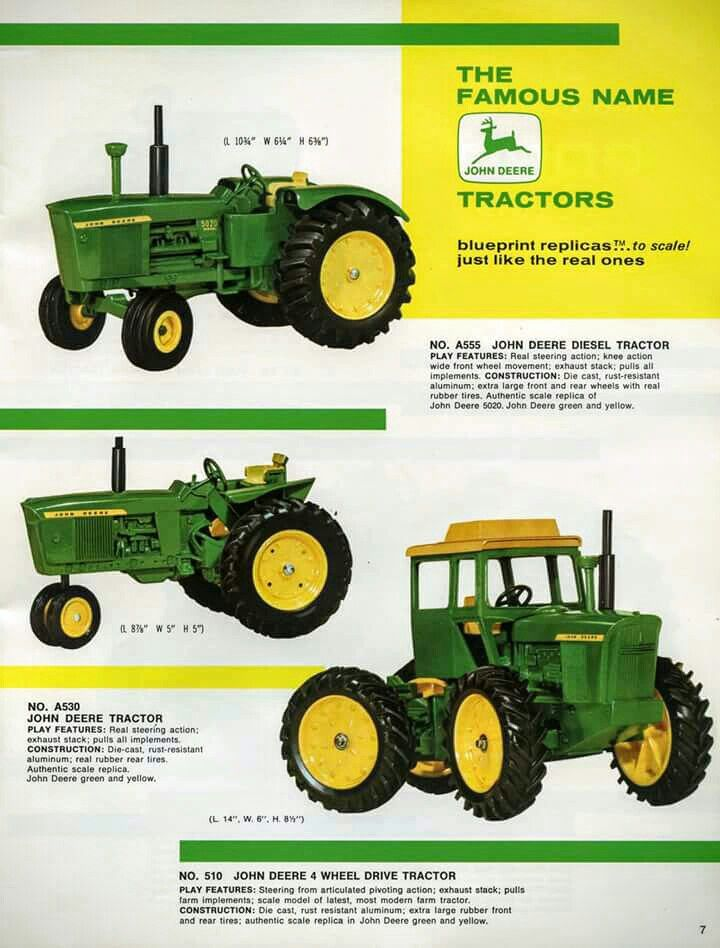 John Deere Tractor Ad : Best images about farm toy ads on pinterest holland