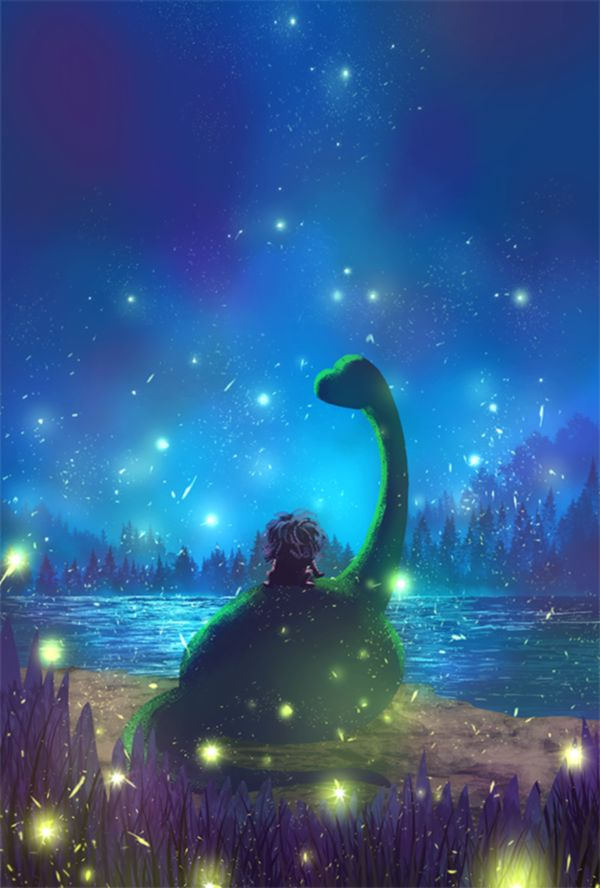 Image result for good night dinosaur images animated