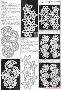 conjunto para niña hecho a crochet con flores patrones