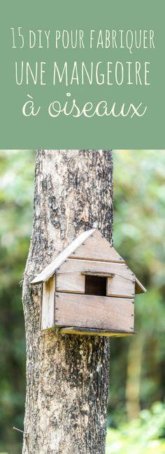 les 25 meilleures id es concernant fabriquer mangeoire oiseaux sur pinterest mangeoire pour. Black Bedroom Furniture Sets. Home Design Ideas