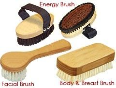Lymphatic brushes for dry brushing!