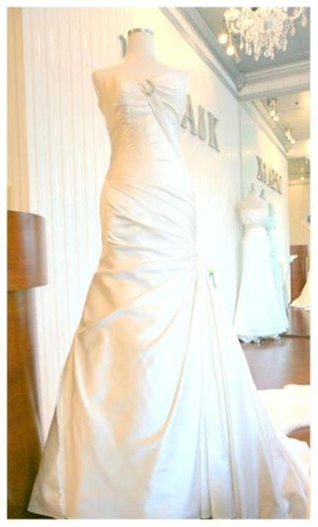 Great Beautiful Wedding Gown