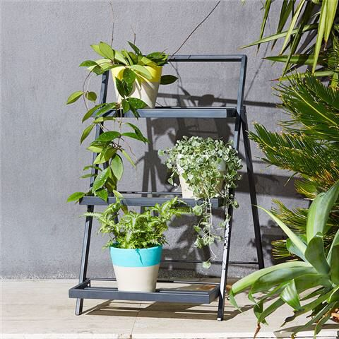 3 tier plant stand $29