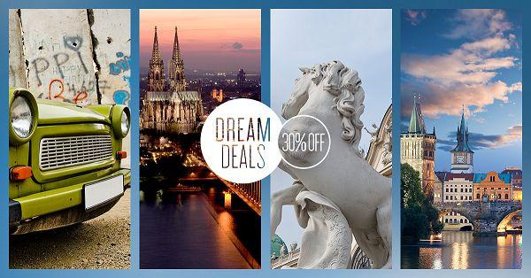 Skorzystaj z okazji i zapłać o 30% mniej za wybrane rezerwacje w #RadissonBlu!  #DreamDeals czekają na Ciebie! Kliknij i zobacz więcej: http://ow.ly/EB8jM