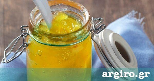 Μαρμελάδα λεμόνι από την Αργυρώ Μπαρμπαρίγου   Αν αγαπάτε το υπέροχο άρωμα του λεμονιού, αυτή η μαρμελάδα θα σας ενθουσιάσει!