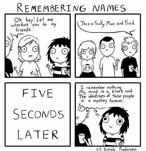 short term memory loss essay