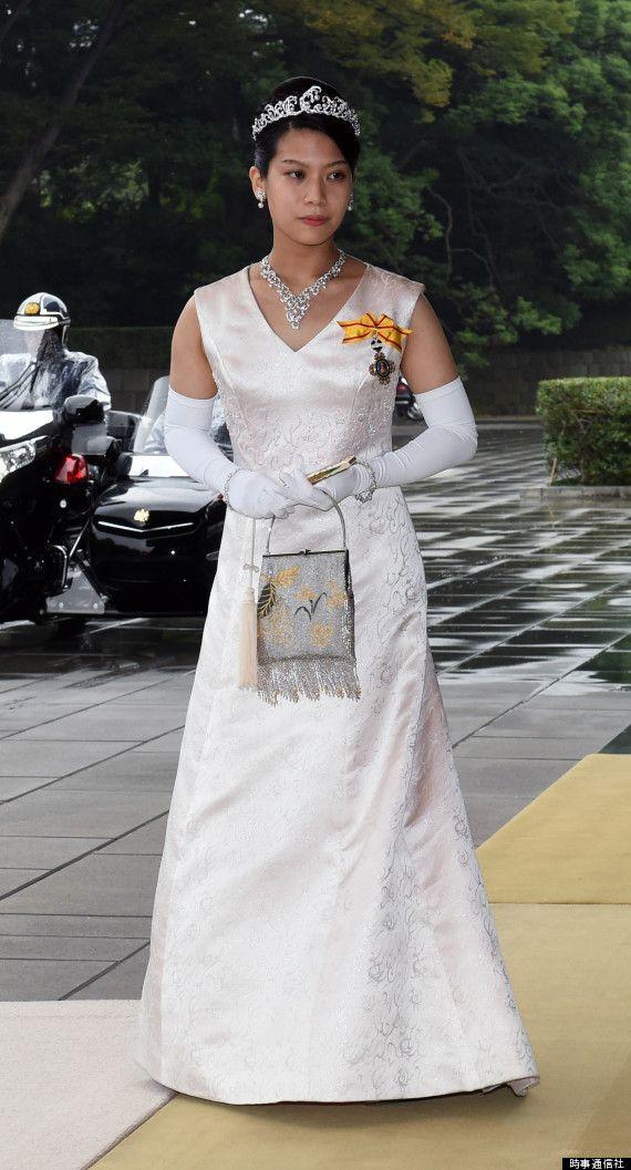 Princess Noriko of Takamado of Japan #tiara