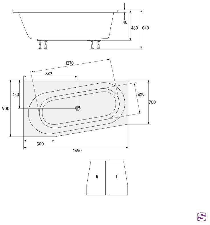 Großhändler für Sanitärartikel | SEBASTIAN e.K. - Polo - Badewanne - Großhändler für Sanitärartikel | SEBASTIAN e.K.