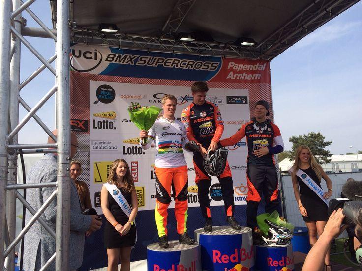 Mooi podium!