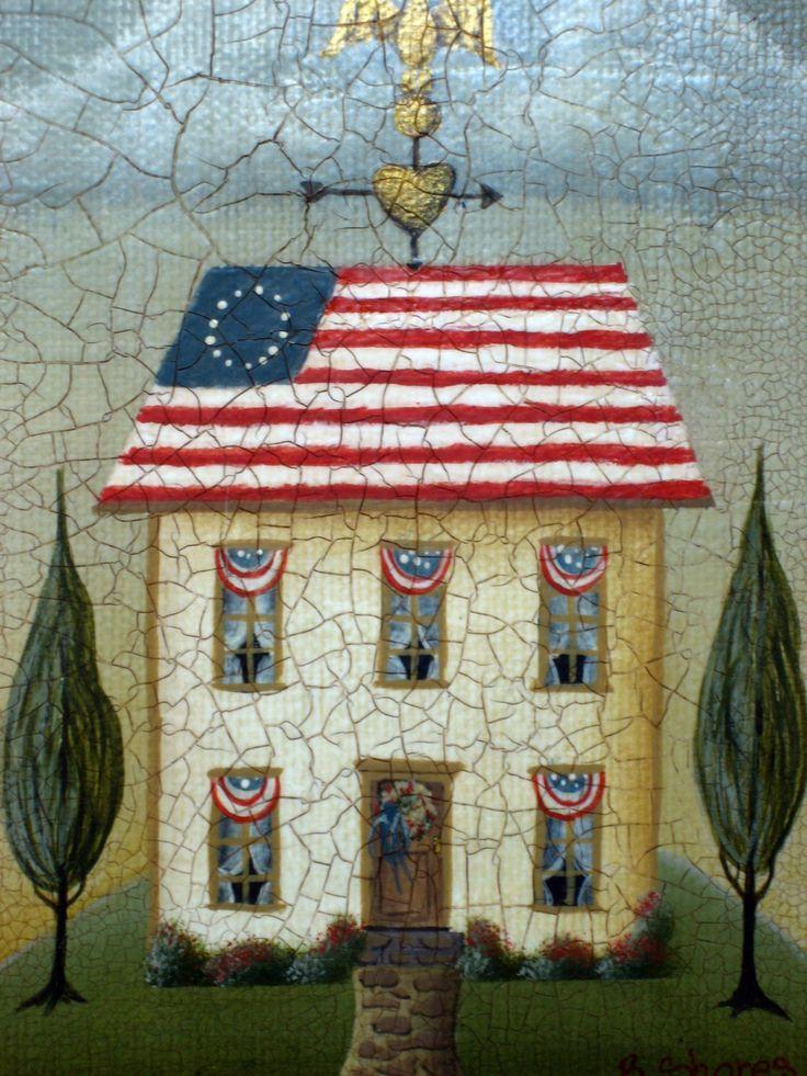 232 best images about just plain art folks on pinterest for Folk art craft paint