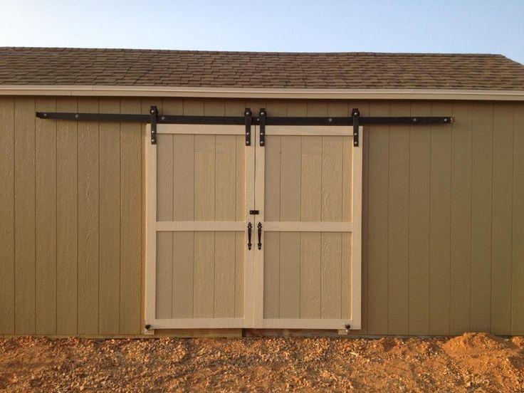 43 best images about doors on pinterest sliding barn - Exterior sliding door hardware kits ...