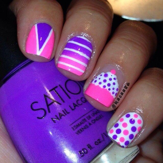 Instagram photo by kacaa86 #nail #nails #nailart | See more at http://www.nailsss.com