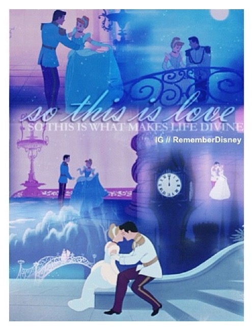 So This Is Love Cinderella My Wedding Song