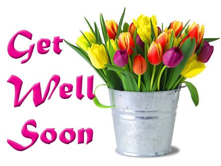 Flower For You Get Well Soon - FunnyDAM - Funny Images, Pictures, Photos, Pics, GIFs and Funny