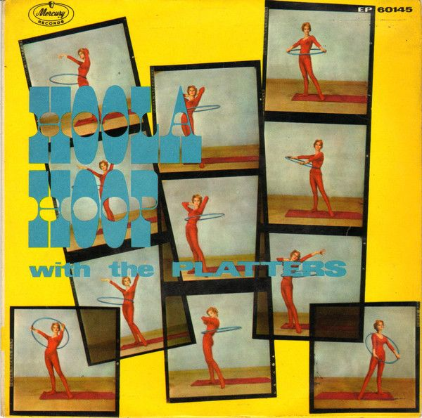 The Platters - Hoola Hoop With The Platters (Vinyl) at Discogs