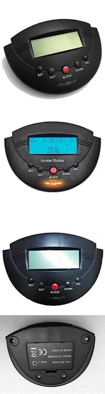Caller ID Devices: Leeker Lk-P06b Landline Call Blocker Blacklist Caller Id Display Box Dual Signal BUY IT NOW ONLY: $53.63