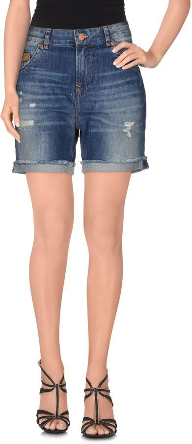 STAFF JEANS & CO. Denim shorts