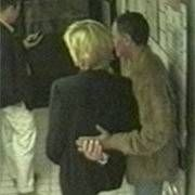 August 31st, 1997 Dodi and Diana waiting to get into their car at the Ritz