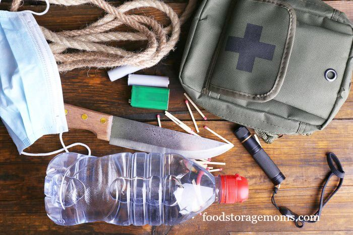 This list of 101 frugal items you need for survival is short and to the point. Here's the deal, please do not go out and just use a credit card to buy lots of emergency…
