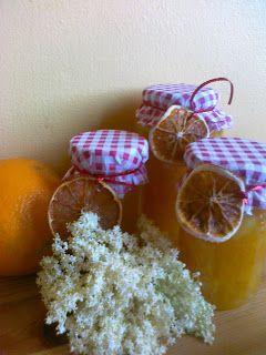 Katucikonyha: Bodzás narancsdzsem