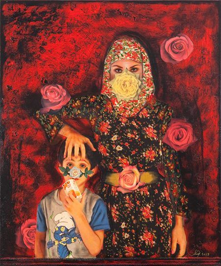 Shurooq Amin. Brilliant woman.