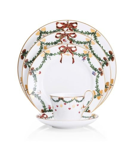 Royal Copenhagen - Starfluted Christmas