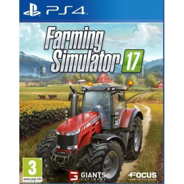 Farming Simulator 17 PS4 Game | http://gamesactions.com shares #new #latest #videogames #games for #pc #psp #ps3 #wii #xbox #nintendo #3ds