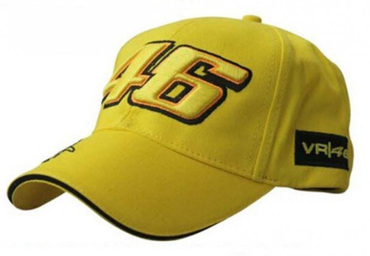 New+Design+4+Cap+Motocycle+Racing+MOTO+GP+VR+46+Rossi+Embroidery+Sport+Trucker+Baseball+Cap+Hat