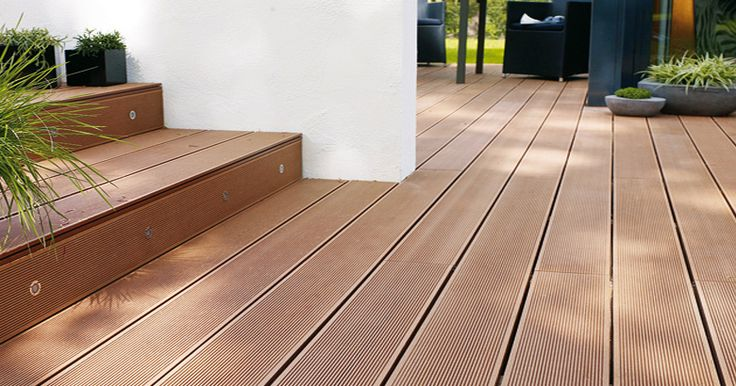 High Quality Wpc Decking Supplier