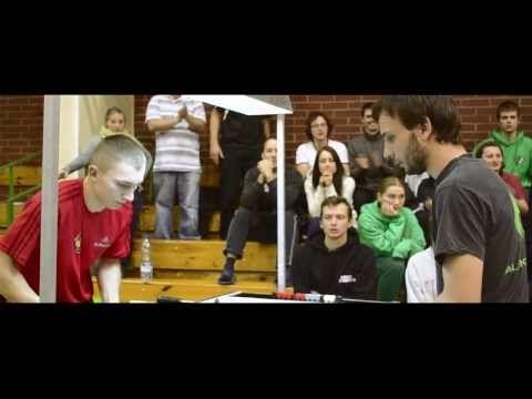 Mistrzostwa Polski w Futbolu Stołowym - MPG - YouTube