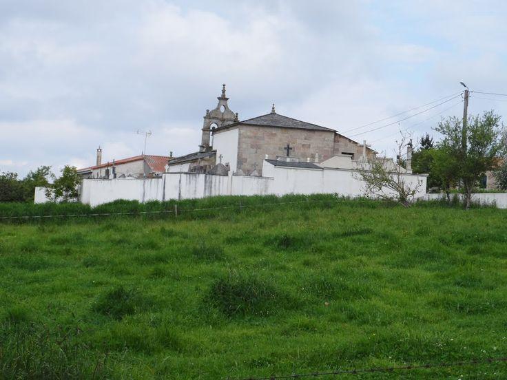 Airexe, Lugo, Camino de Santiago