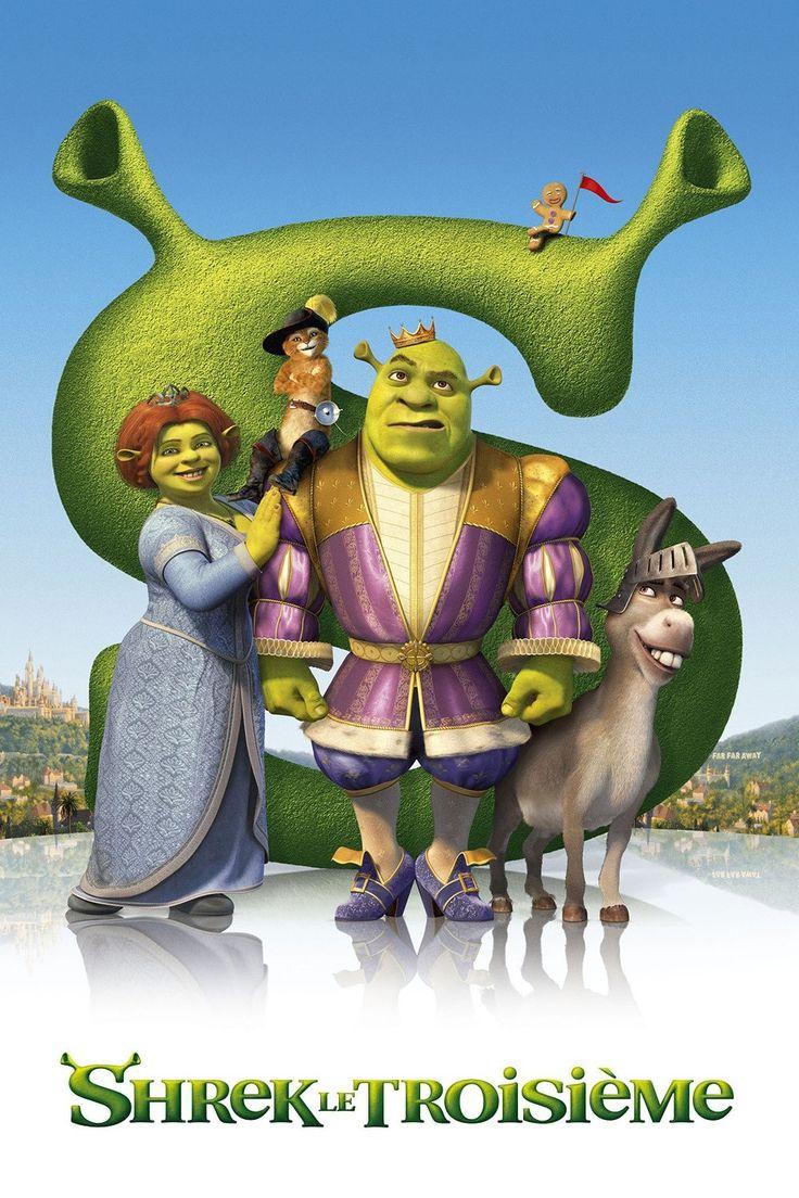 Shrek le troisième (2007) - Regarder Films Gratuit en Ligne - Regarder Shrek le troisième Gratuit en Ligne #ShrekLeTroisième - http://mwfo.pro/141620