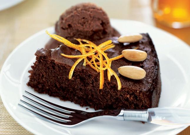 ... dessert recipes, Passover desserts and Almond cakes on Pinterest