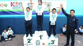 Realiza IMSS carrera infantil Kids Run Mexico 2017
