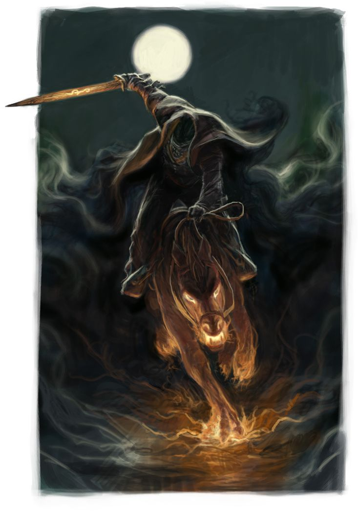 headless horseman | The Zhent Headless Horseman seems real enough, and the story of his ...