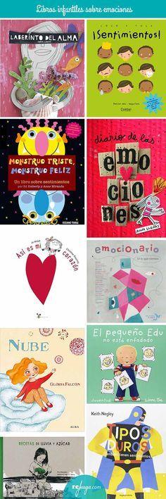 50 cuentos para trabajar las emociones con los niños