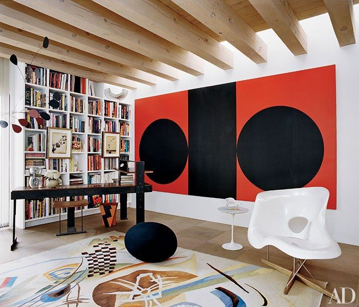 10 Contemporary Libraries in Architectural Digest Photos | Architectural Digest