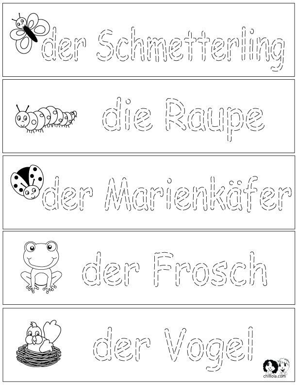 110 best images about german worksheets for children deutsch f r kinder arbeitsbl tter on. Black Bedroom Furniture Sets. Home Design Ideas