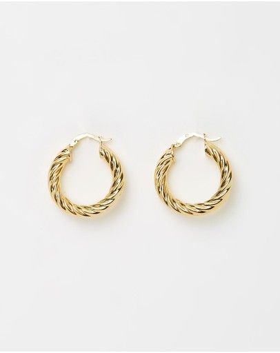 Reliquia Jewellery - Disco Hoops