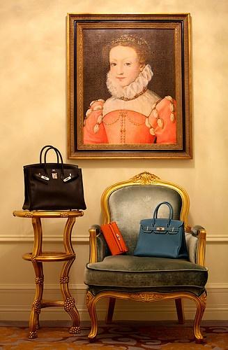 Hermes Family Portrait